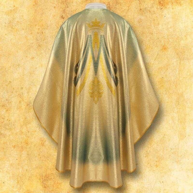 Casula foto d/'oro /'MB di Guadalupe/'
