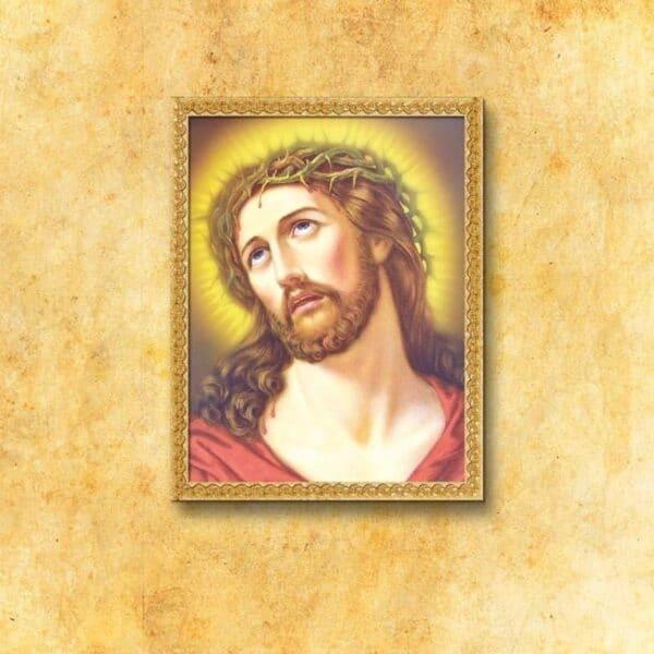 "Obraz ""Jezus Cierpiący"""