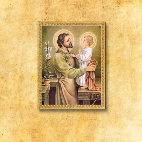 """Obraz """"Św. Józef"""""""