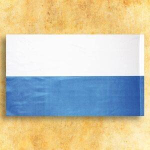Flaga Biało-Niebieska