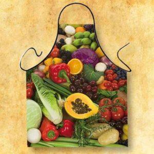 Fartuszek foto- warzywa