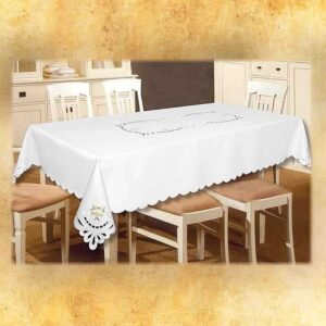 Embroidered Tablecloth Mini