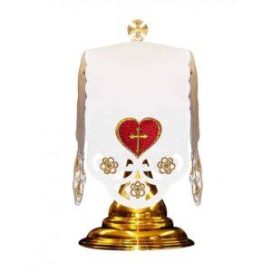 """Sukienka na puszkę """"Serce Jezusa"""""""