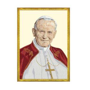 """Aplikacja obraz """"Św.  Jan Paweł II"""""""