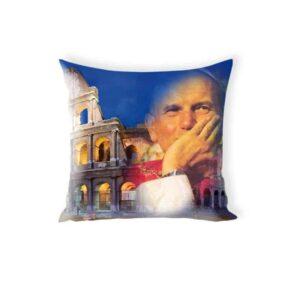 Poduszka z Janem Pawłem II nr 3