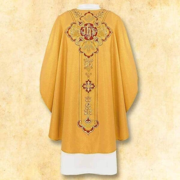 Chasuble Embroidered Vaticano