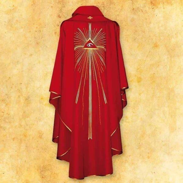 """Ornat haftowany """"Duch Święty"""""""