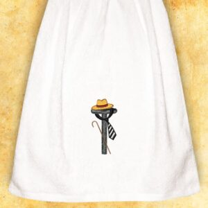 "Hatowany Towel for gents ""T"""