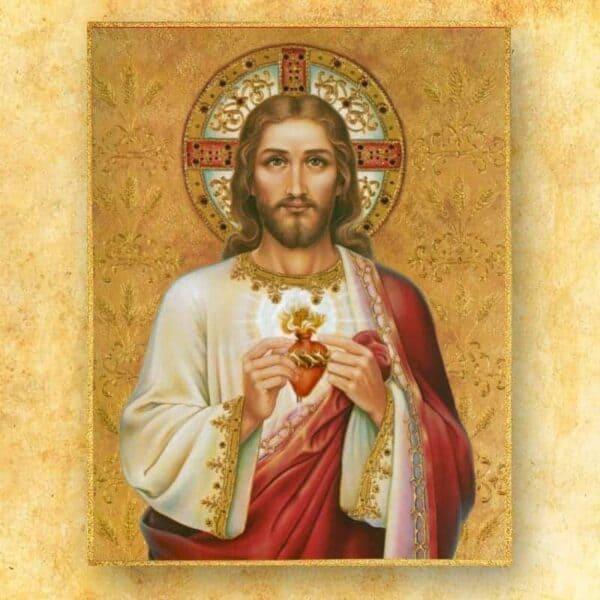 Ozdoba liturgiczna duża (fotograficzna)