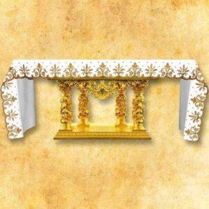 """Obrus haftowany """"Italian Gold"""""""