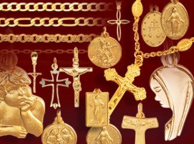 Łańcuszki i medaliki