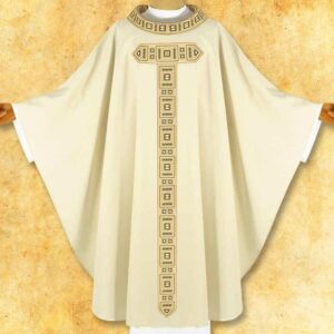 Chasuble mystery