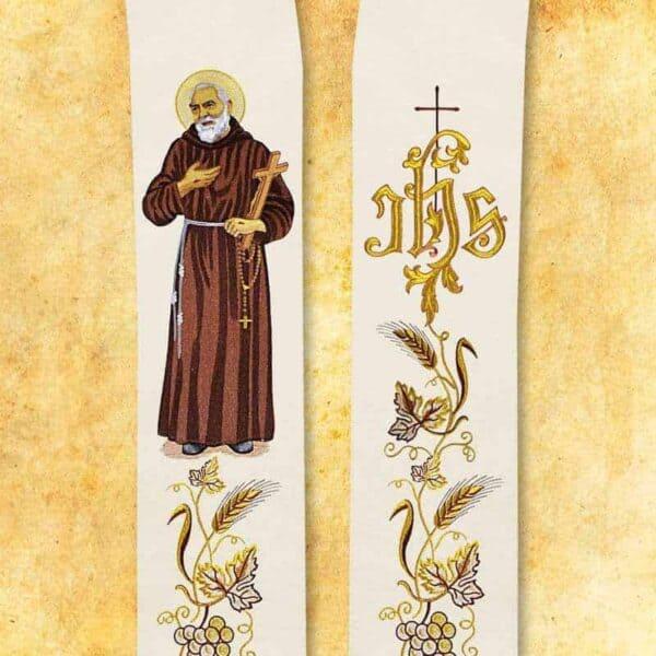 Stuła Św. Ojciec Pio