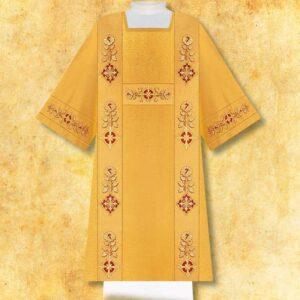 """Dalmatica ricamato """"Vaticano"""""""