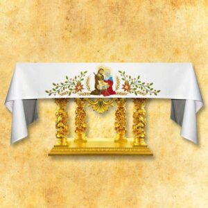Bethlehem Star Tablecloth