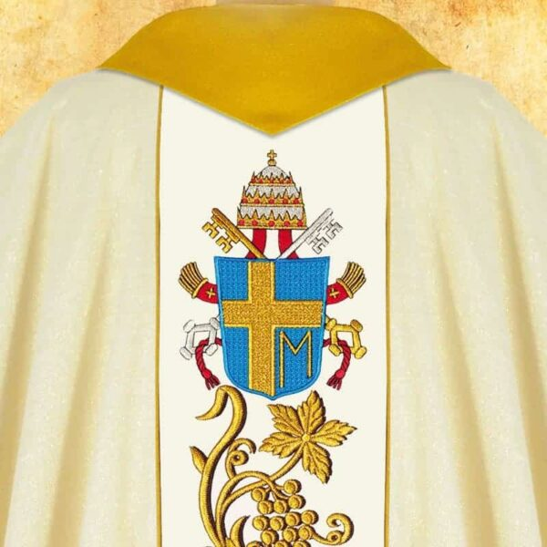 Chasuble John Paul II