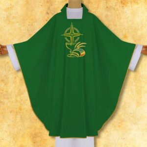 "Ornat haftowany ""Eucharystyczny"""