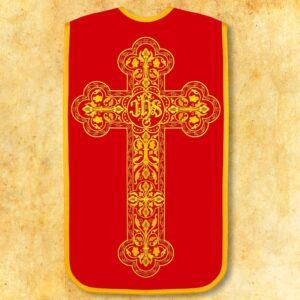 """Ornat haftowany rzymski """"Confessio"""""""