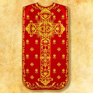"Ornat haftowany rzymski ""Miraculum"""