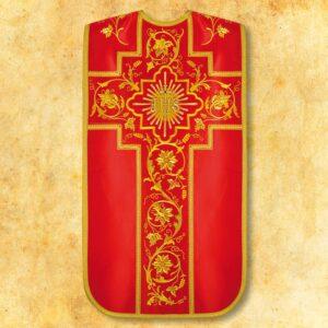 """Ornat haftowany rzymski """"Salvator"""""""