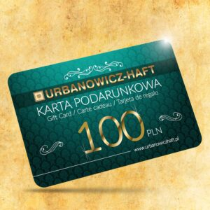 Carte-cadeau Worth 100 PLN