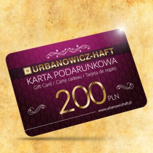 Carte-cadeau Worth 200 PLN