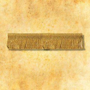 Frędzle metalizowane złote 5cm