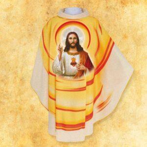 "Ornat nowoczesny ""Serce Jezus"""