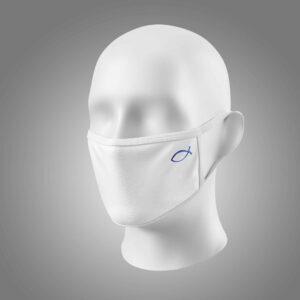 "Maska ochronna haftowana ""Ryba"" (66)"