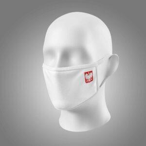 "Maska ochronna haftowana ""Godło"" (69)"