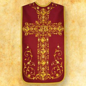 """Ornat haftowany rzymski """"Decorativo"""""""