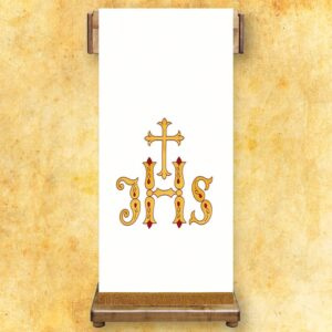 "Lektorium haftowane ""IHS"""